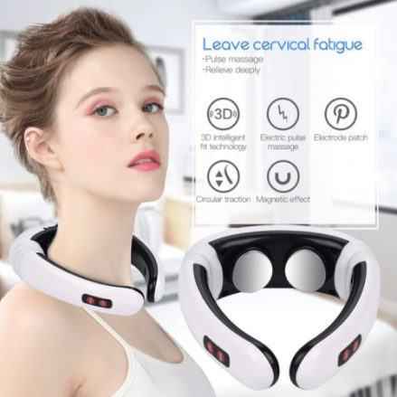 Electric Pulse Neck Massager 1