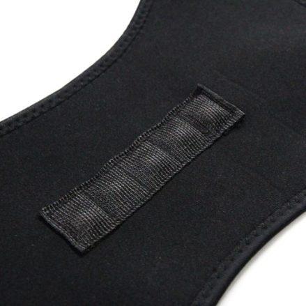 posture corrector back support belt detail