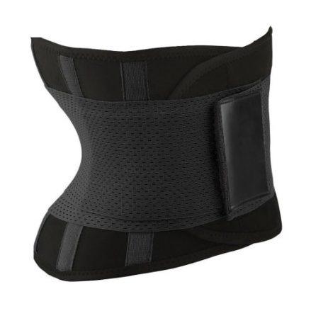 Waist Trainer Belt Black
