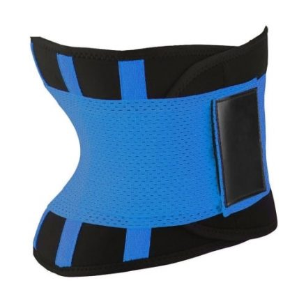 Waist Trainer Belt Blue