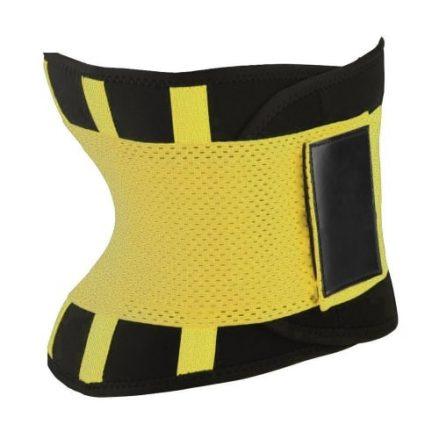 Waist Trainer Belt Yellow