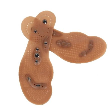 Acupressure Magnetic Therapy Shoes Insoles