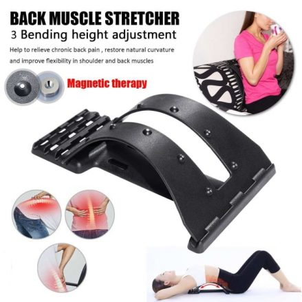 Magnetic Back Massage Muscle Stretcher5