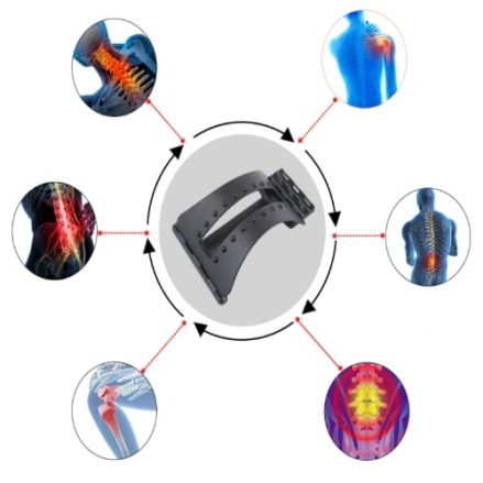 Magnetic Back Massage Muscle Stretcher6