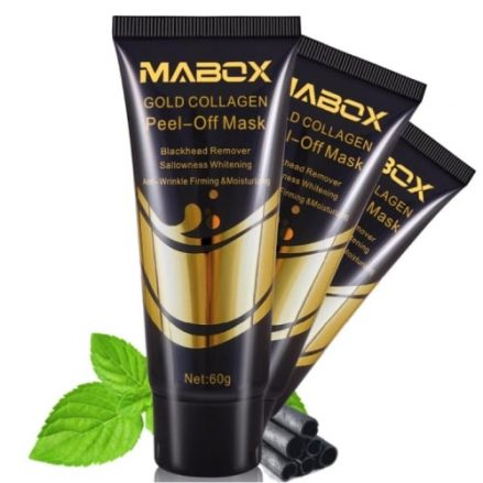Gold collagen mask 5
